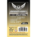 Mayday Games Mayday Space Alert & Dungeon Petz Card Sleeves  61 x 103mm 100 pack