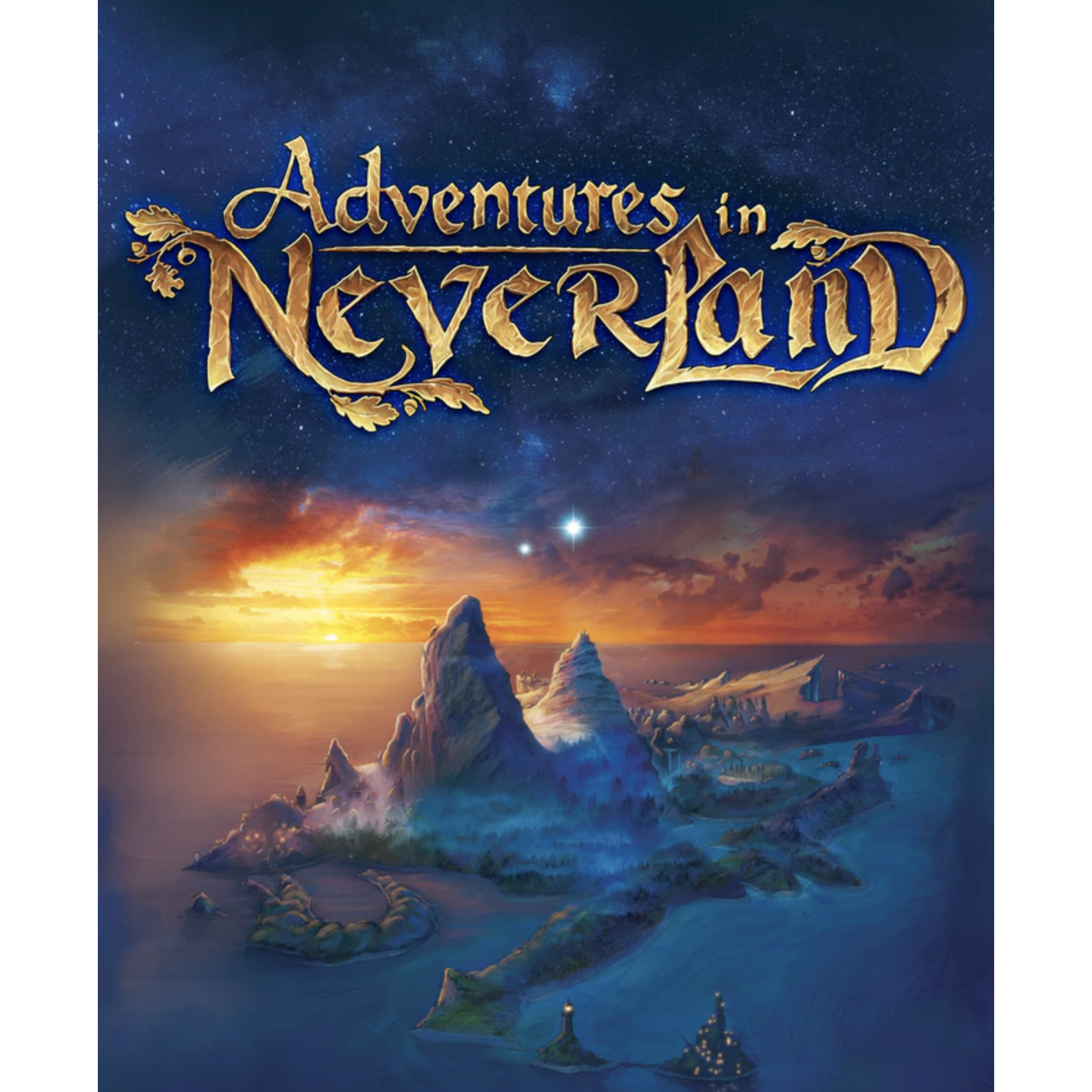 Black Box Adventures Adventures in Neverland Kickstarter