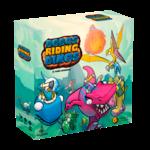 Draco Studios Dodos Riding Dinos KS