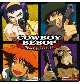 Jasco Cowboy Bebop Space Serenade
