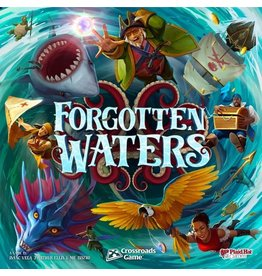 Fantasy Flight Games Forgotten Waters A Crossroads Game