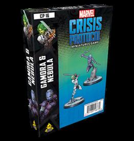 Asmodee Studios MCP Gamora Nebula Character Pack