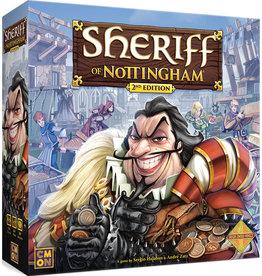 Arcane Wonders Sheriff of Nottingham 2E