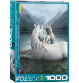 EuroGraphics Unicorn Connection 1000pc
