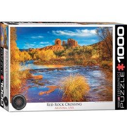 EuroGraphics Red Rock Crossing AZ 1000pc