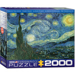 EuroGraphics Starry Night 2000pc