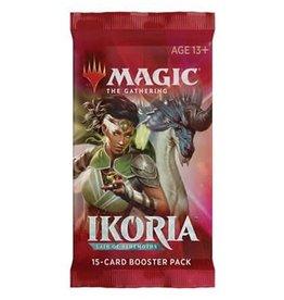 WOTC MTG MTG Ikoria Draft Booster