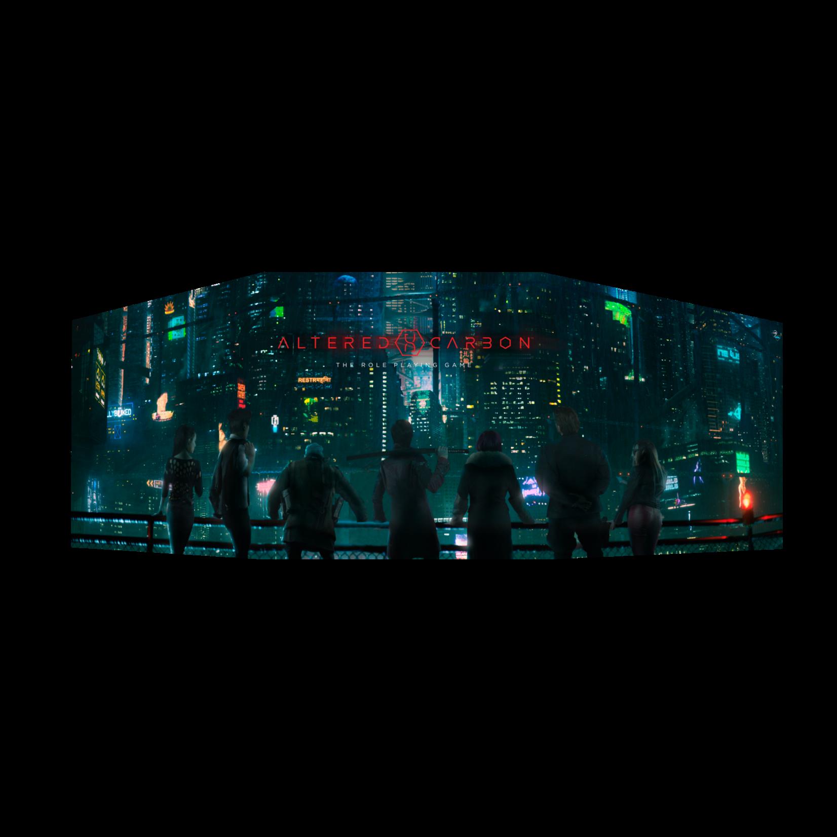 Renegade Game Studios Alterd Carbon RPG GM Screen