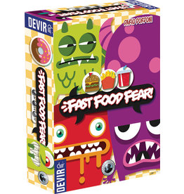 Devir Americas Fast Food Fear