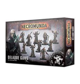 Games Workshop Necromunda Delaque Gang