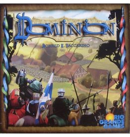 Rio Grande Games Dominion 2E