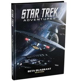 Modiphius Star Trek Adventures: Beta Quadrant
