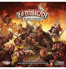 CMON Zombicide: Black Plague