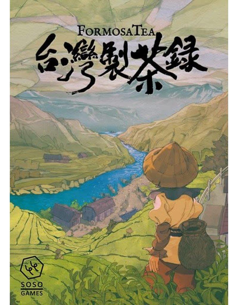 Tasty Minstrel Games Formosa Tea