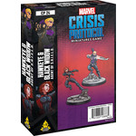 Atomic Mass Games MCP Hawkeye and Black Widow Character Pack