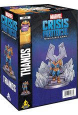 Asmodee Studios Marvel: Crisis Protocol –  Doctor Thanos Expansion Pack