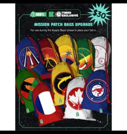 Pandasaurus Games Godspeed Deluxe Bags KS