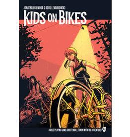 Renegade Game Studios Kids on Bikes RPG Core