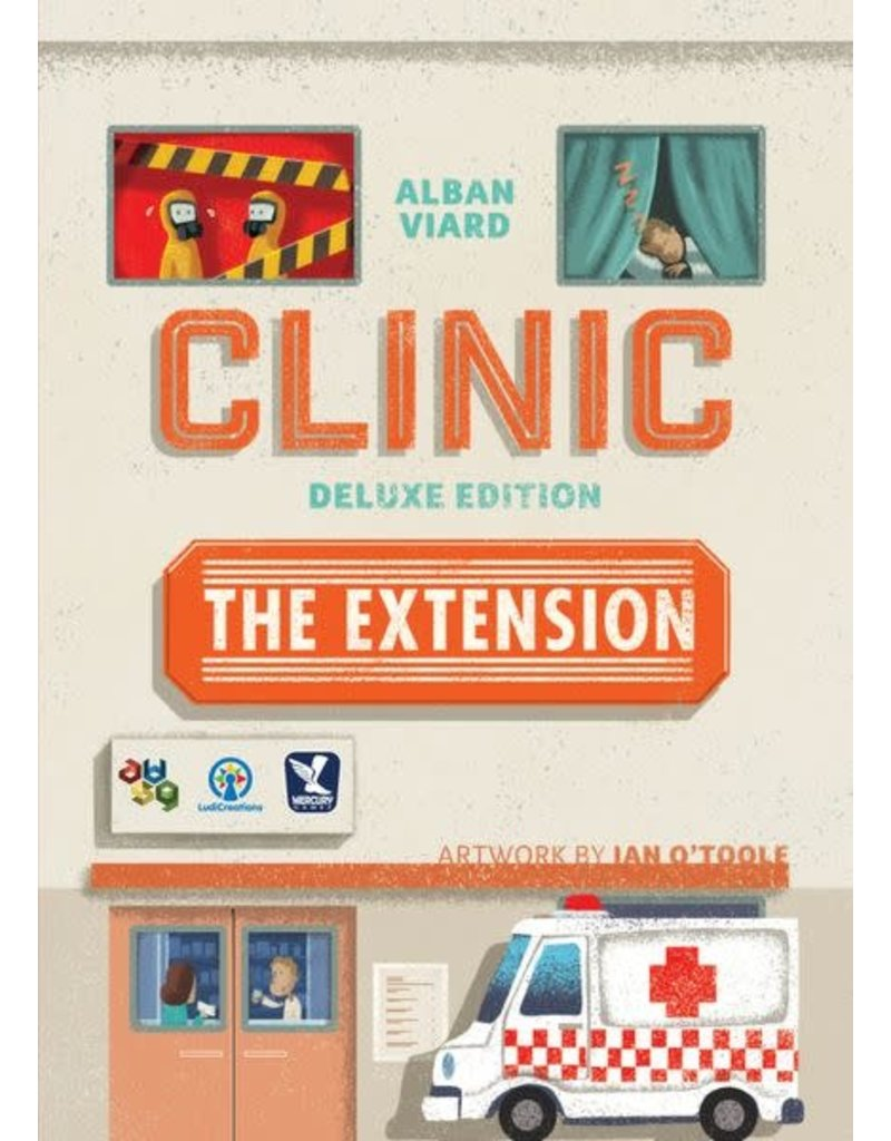 Mercury Games Clinic Deluxe Edition The Extension