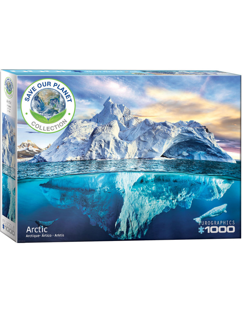 EuroGraphics Arctic 1000pc