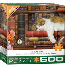 EuroGraphics The Cat Nap 500pc
