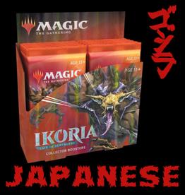 WOTC MTG MTG Ikoria Lair of Behemoths Collector Japanese Booster Display