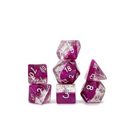 Gate Keeper Games Halfsies Glitter Wine 7 set