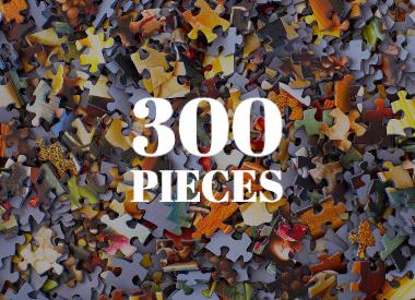 300 Piece Puzzle