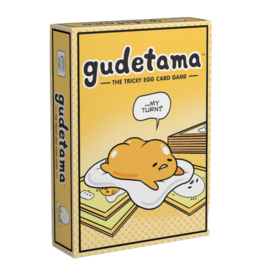 Renegade Game Studios Gudetama The Tricky Egg Game