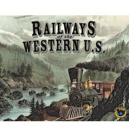 Eagle Gryphon Games Railways of the Western U.S.