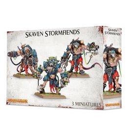Games Workshop Skaven Stormfiends