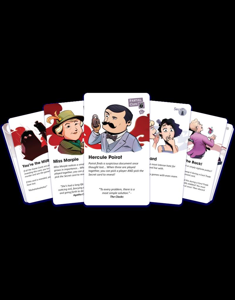 Asmodee Studios Agatha Christie's Death on Cards