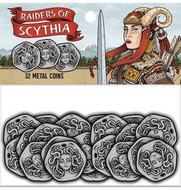 Renegade Game Studios Raiders of Scythia Metal Coins (32)