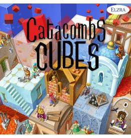 Elzra Games Catacombs Cubes