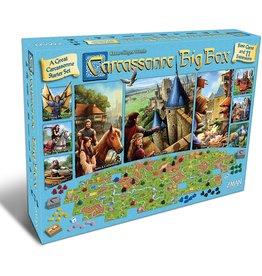ZMan Games Carcassonne Big Box 2017