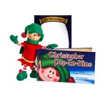 Pop-In-Kins Ltd Christopher Pop-In-Kins Book/Doll New