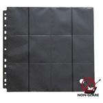 Arcane Tinmen Dragon Shield 24-pocket Binder Page Non-Glare (50)