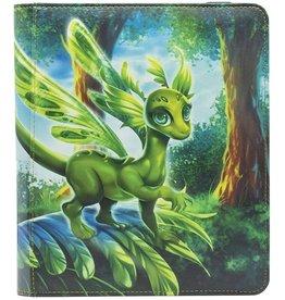 Arcane Tinmen Dragon Shield Card Codex 160 Portfolio Olive
