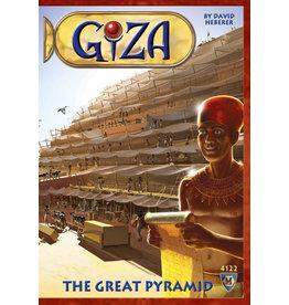 Mayfair Games Giza the Great Pyramid! DEMO