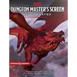 WOTC D&D D&D Dungeon Master's Screen Reincarnated