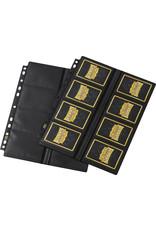 SCS Direct Inc 16Pkt Non Glare Center Load Dragon Shields 10pk