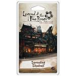 Fantasy Flight Games L5R LCG Spreading Shadows Dynasty Pack