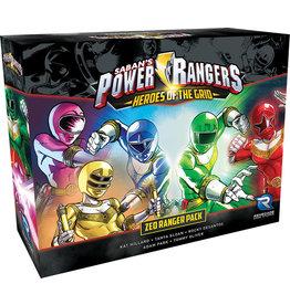 Renegade Game Studios Power Rangers HotG Zeo Ranger Pack