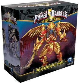 Renegade Game Studios Power Rangers HotG Mega Goldar Deluxe Figure