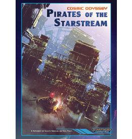 Fat Goblin Games Starfinder RPG: Cosmic Odyssey - Pirates of the Starstream