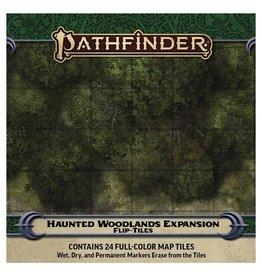 Paizo PF RPG Flip-Mat Tiles Haunted Woodlands