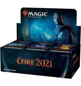 WOTC MTG MTG Core 2021 Booster Display