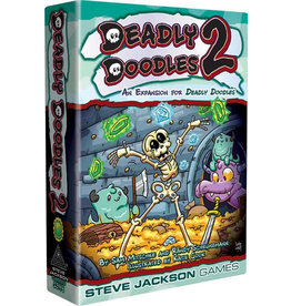 Steve Jackson Games Deadly Doodles 2