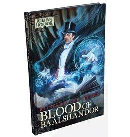 Fantasy Flight Games Arkham Horror: The Blood of Baalshandor HC