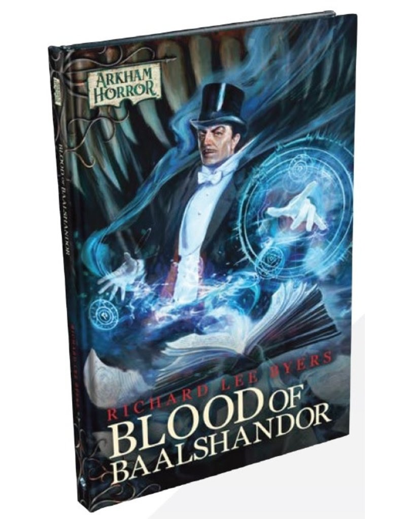 Fantasy Flight Games Arkham Horror: The Blood of Baalshandor (hardcover)